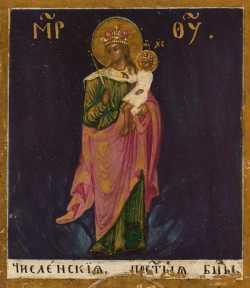 Икона Богородицы Численская