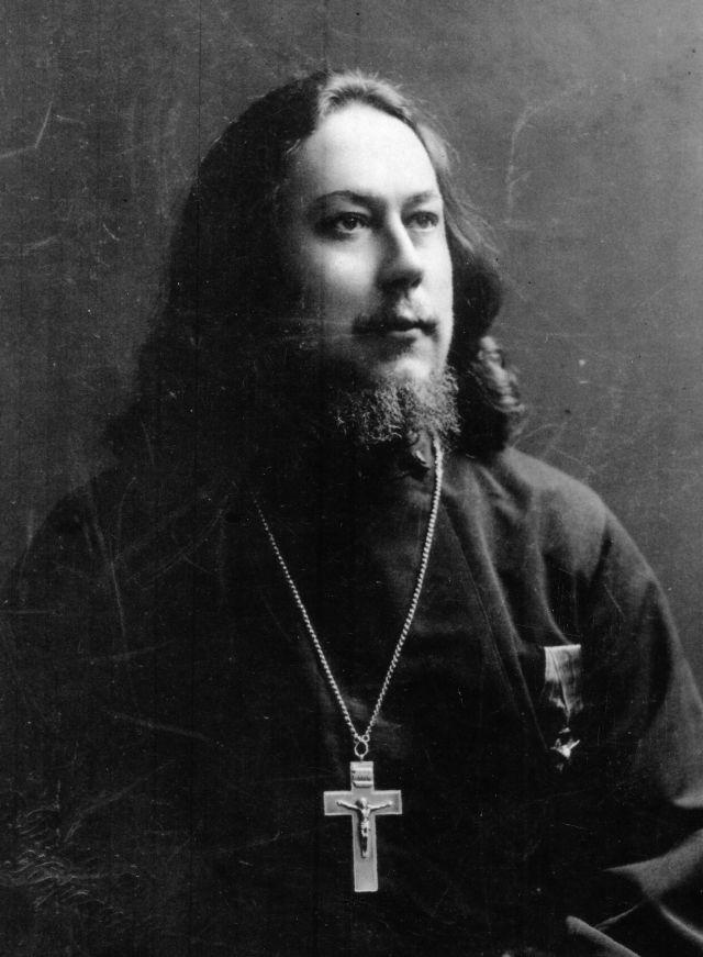 Священномученик Иоанн Кочуров, Царскосельский, пресвитер