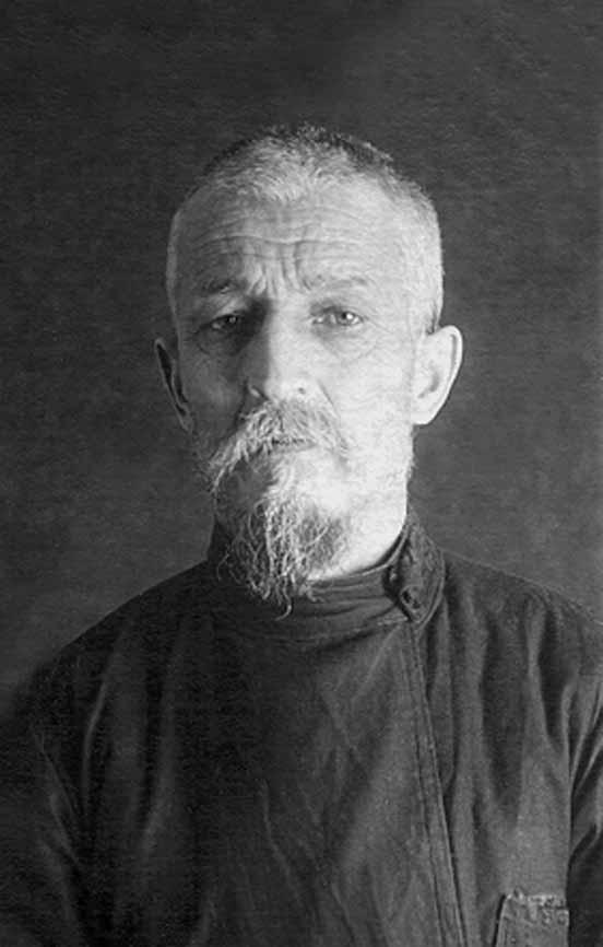 Священномученик протоиерей Сергий кедров 1