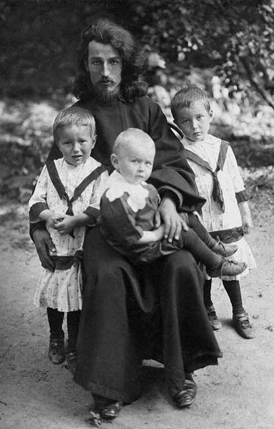 Священномученик протоиерей Сергий кедров