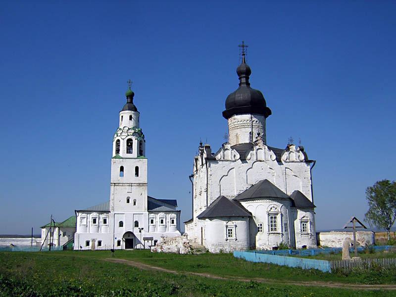 Свияжский Успенский монастырь