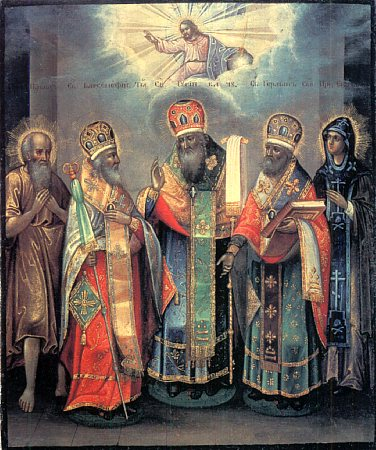 Святитель Герман Казанский и Свияжский, архиепископ