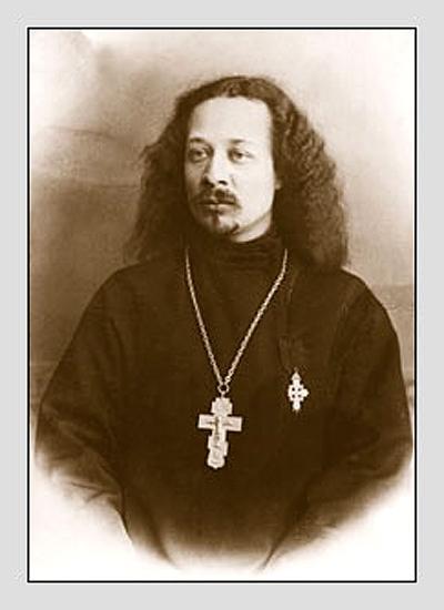Священномученик Михаил Гусев, пресвитер