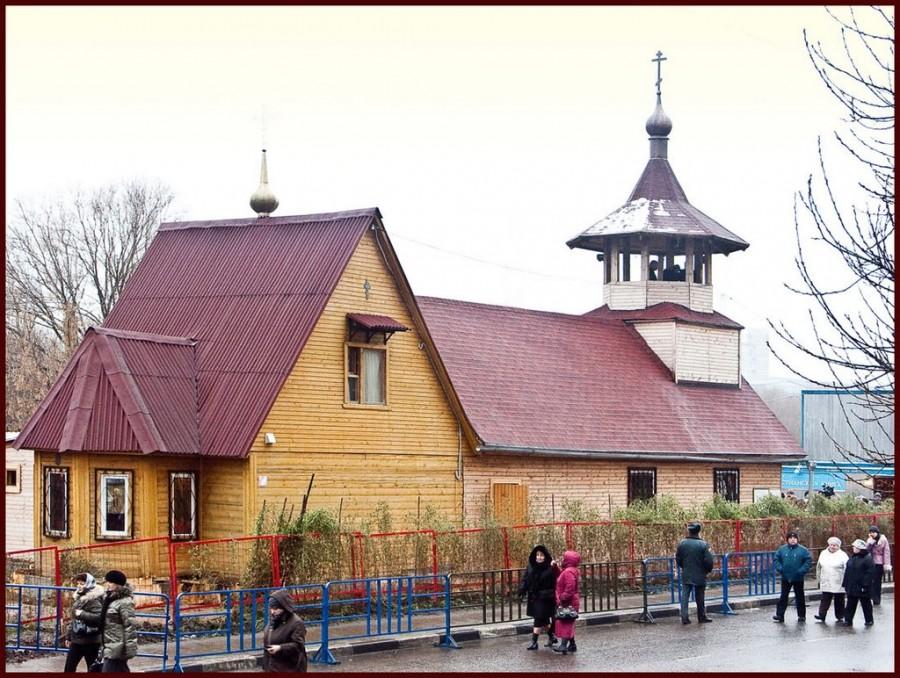 храм апостола Фомы на Кантемировской
