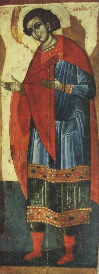 Мученик Александр Солунский (Фессалоникийский)