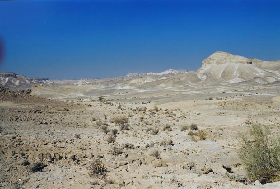 Египет, Скитская пустынь
