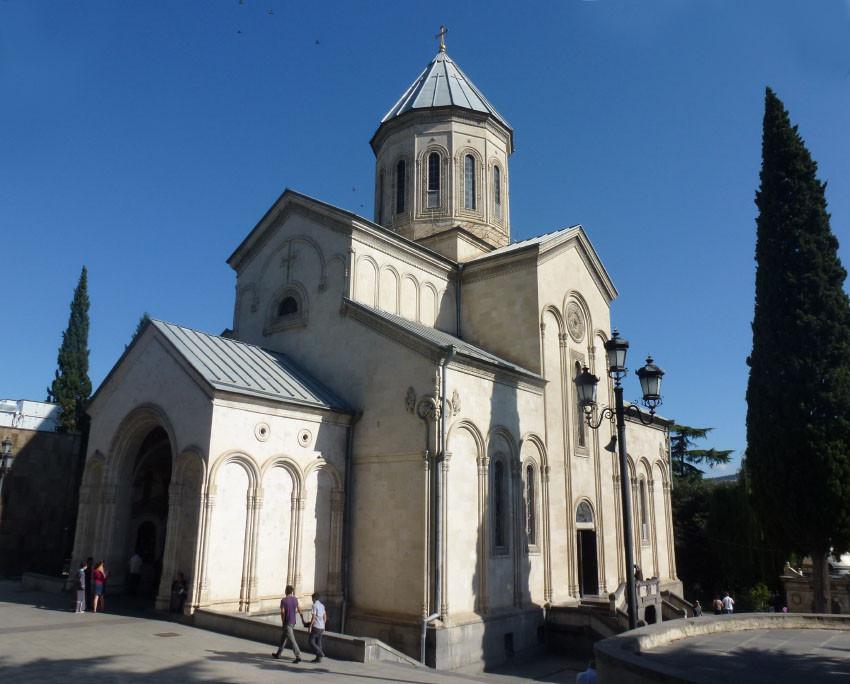 Церковь Георгия Победоносца - Тбилиси - Грузия