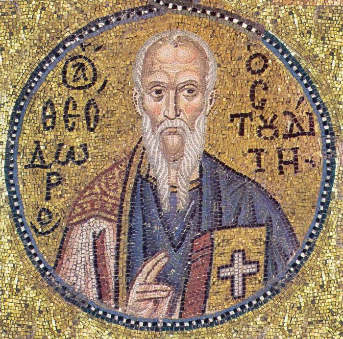 Преподобный Феодор Студит, игумен