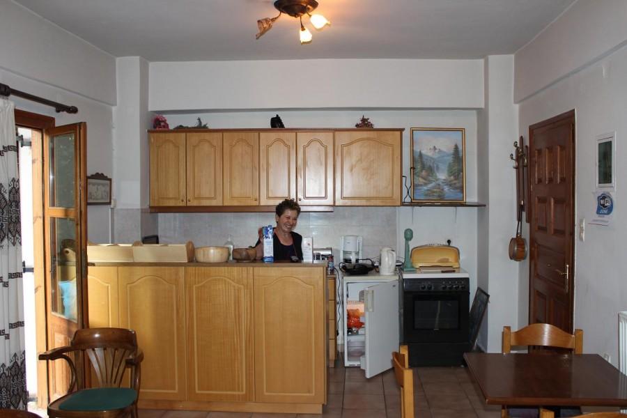 калаврита отель кухня