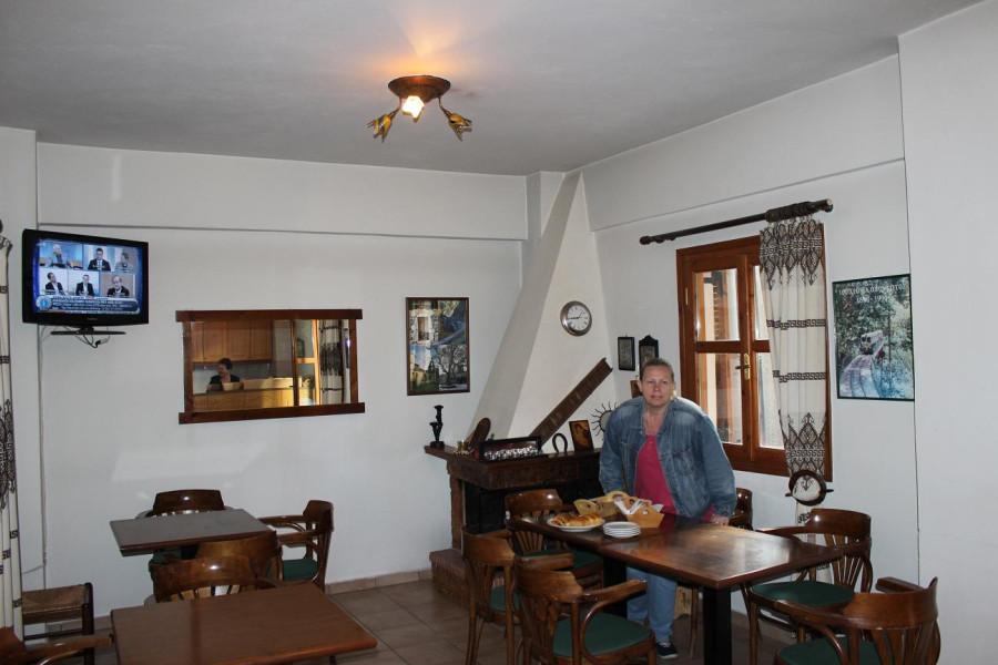 калаврита отель завтрак