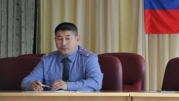 полковник Султангабиев