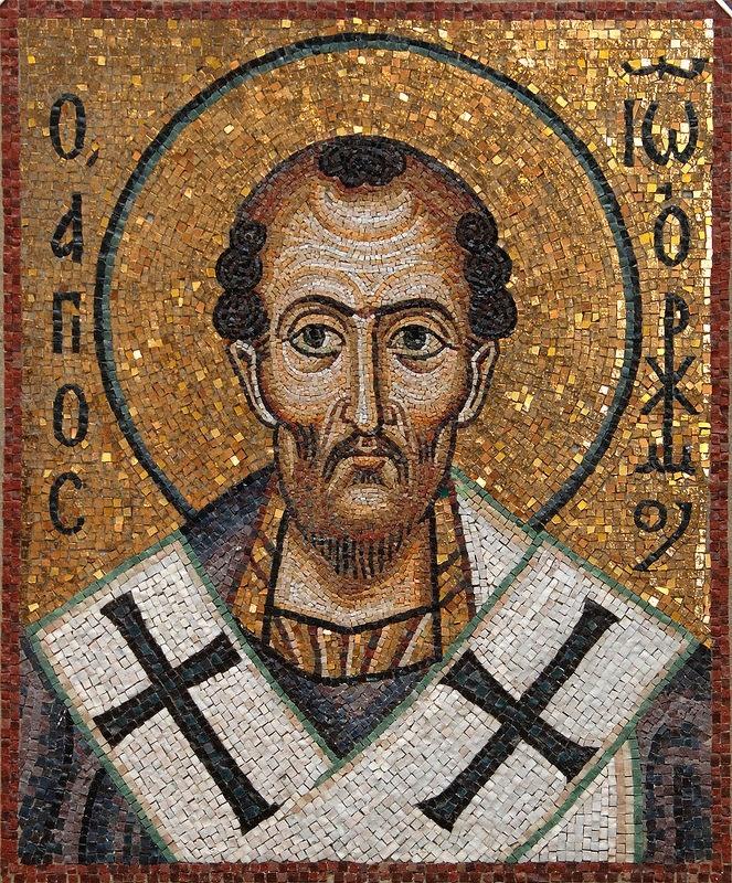 Святитель Иоанн Златоуст, архиепископ