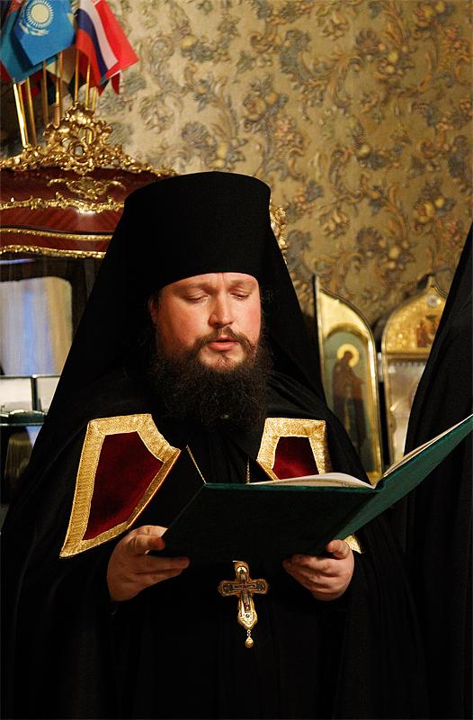 Наречение архимандрита Дионисия (Порубая) во епископа Касимовского