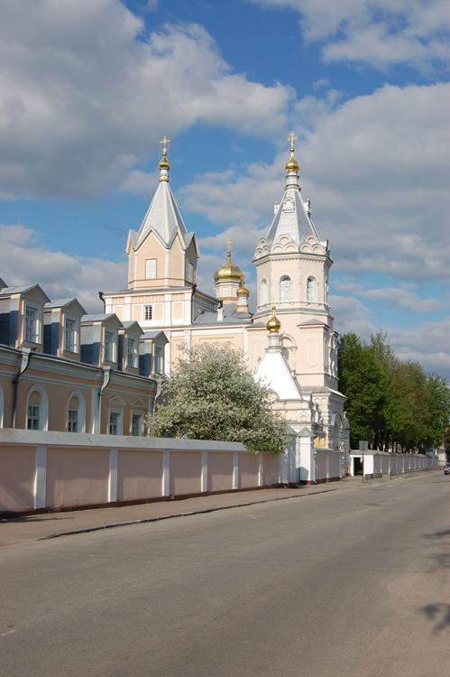 Троицкий ставропигиальный Корецкий женский монастырь