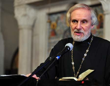 священник Александр Борисов