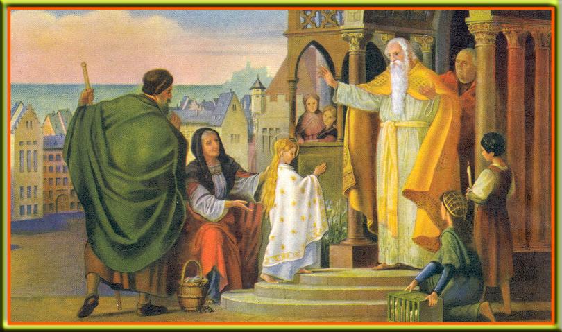 Введение во храм Пресвятой Богородицы 1