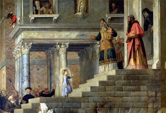 Введение во храм Пресвятой Богородицы 2