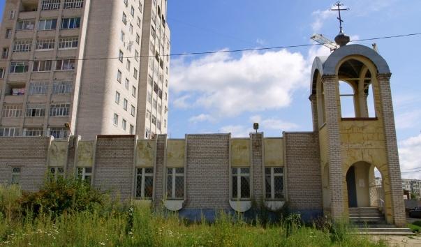 Церковь Михаила Тверского и Анны Кашинской в Конаково