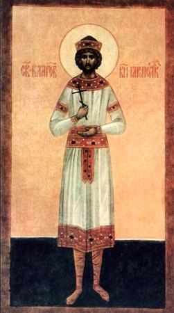Благоверный князь Ярополк (в крещении Петр) Владимиро-Волынский