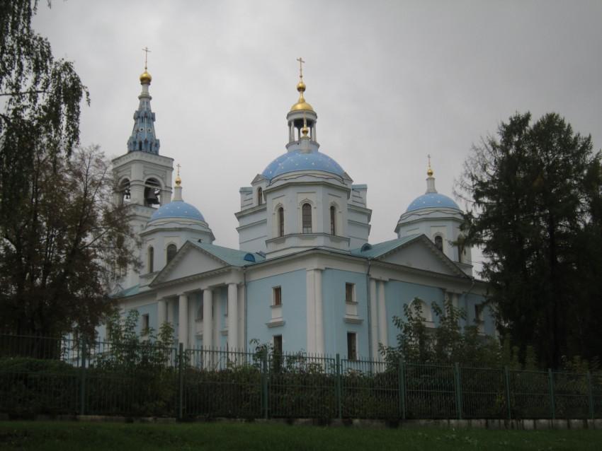 Спасо-Влахернский монастырь - Деденево - Дмитровский район