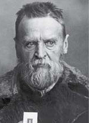 мученик Иоанн Попов, профессор