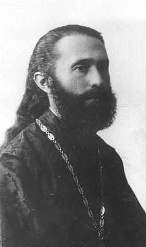 Священномученик Елеазар Евпаторийский (Спиридонов), пресвитер
