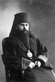 Священномученик Серафим (Остроумов), архиепископ