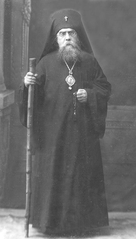 Священномученик Николай (Добронравов), архиепископ