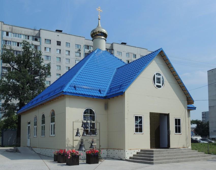 Церковь Серафима (Чичагова) - Северное Бутово - Юго-Западный административный округ (ЮЗАО) - г. Москва