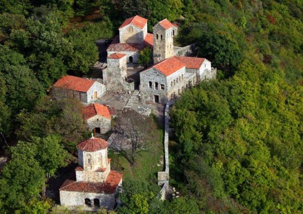 Монастырь Некреси (ნეკრესის სამონასტრო), Грузия