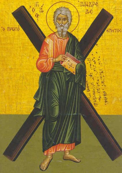 Апостол Андрей Первозванный 1