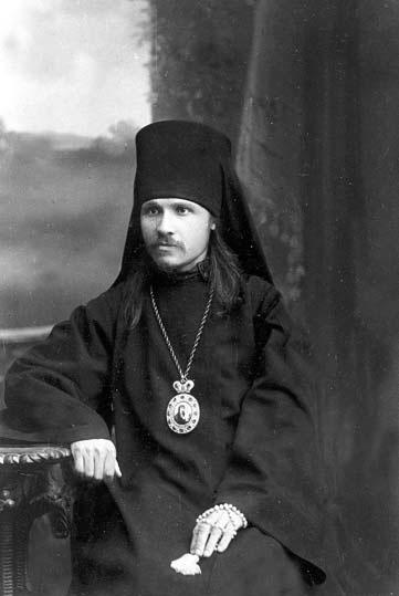 Фаддей (Успенский) (1872 - 1937), архиепископ Тверской, священномученик