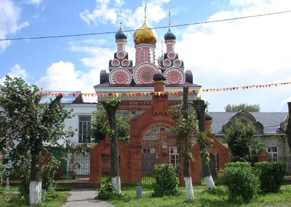 Михаило-Архангельская церковь в Талдоме Московской области