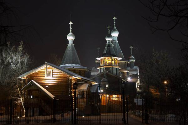 храм Георгия Победоносца в Коптево