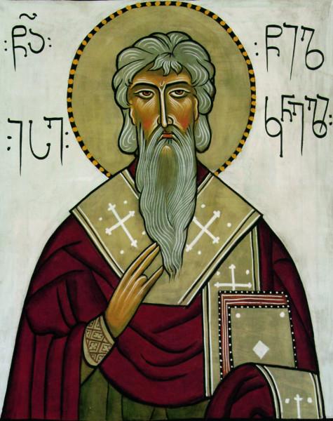Святитель Исе (Иессей) Цилканский, епископ