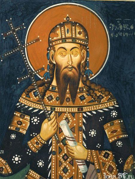 Святой Стефан Урош V
