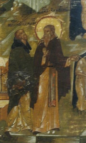 Преподобный Иоанн Безмолвник (Молчальник), епископ