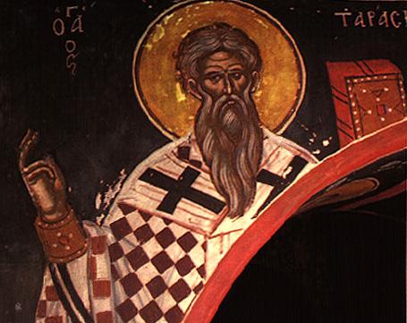 святитель_Тарасий_Константинопольский