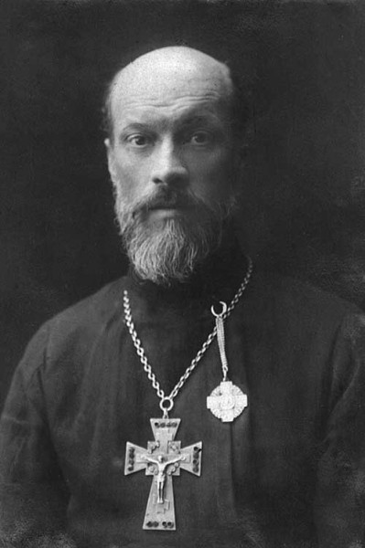 Священноисповедник Сергий Касимовский (Правдолюбов), пресвитер