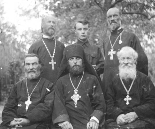 Фотография «Священники»