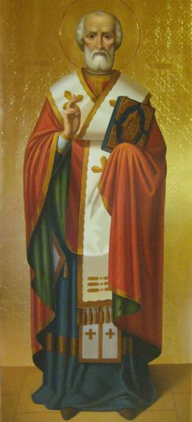 Святитель Николай Мирликийский, архиепископ