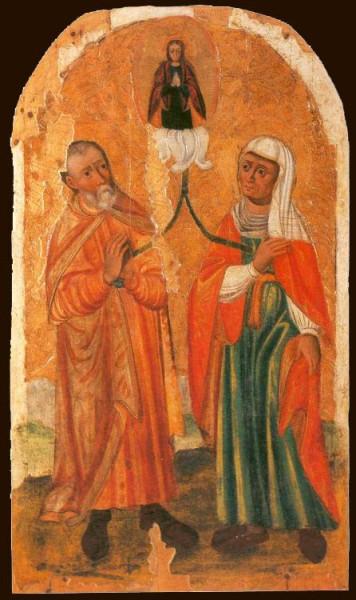 Зачатие святой Анны 1
