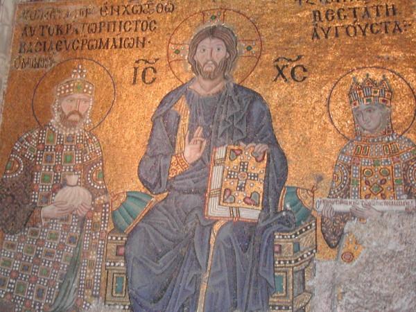 Преподобный Стефан Новосиятель