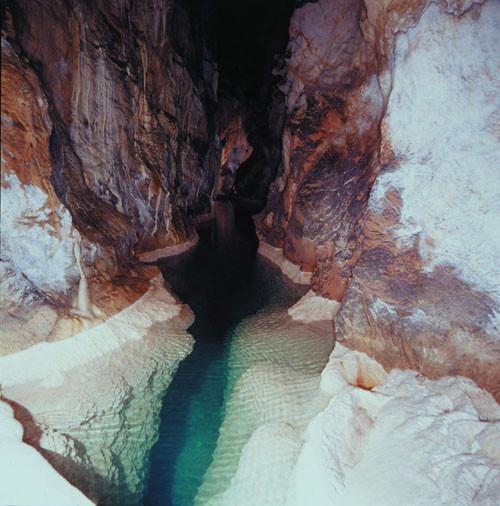 Пещера Kastria