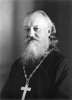 Священномученик протоиерей Анатолий Правдолюбов