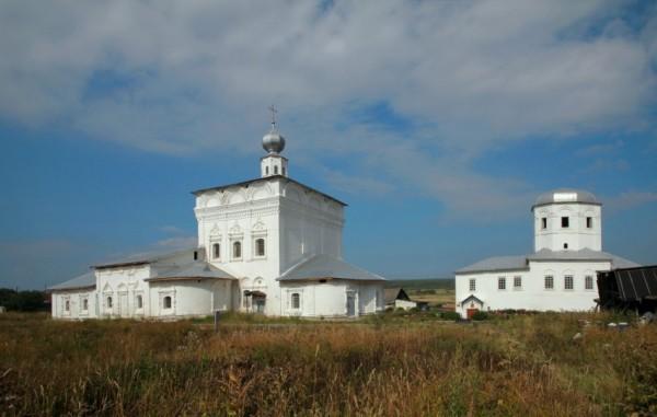 Вознесенский Троицкий монастырь - Соликамск - Соликамский район