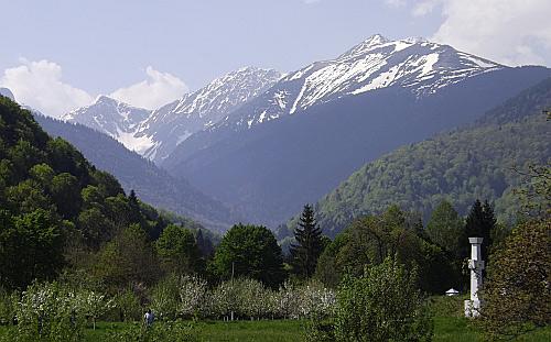 горы Хумор, Карпаты, Румыния