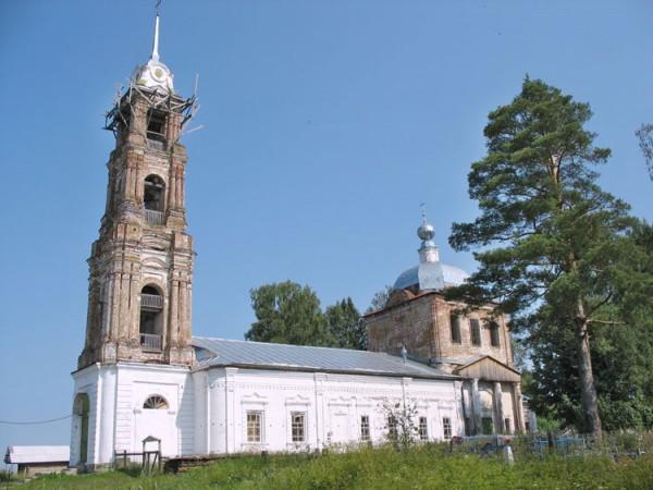 Благовещенская церковь Монзенского монастыря