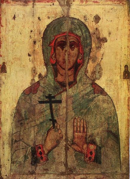 Мученица Иулиания Никомидийская