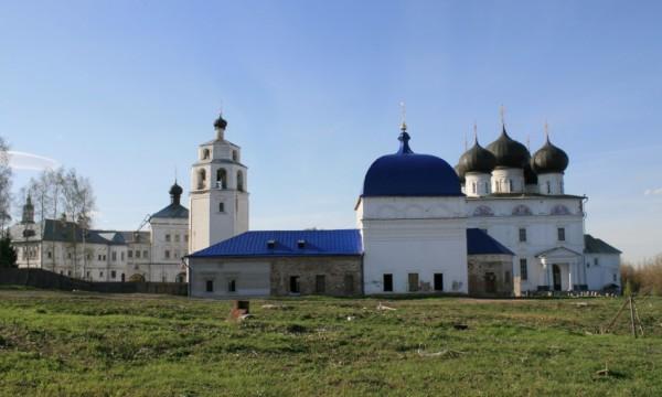 Успения Пресвятой Богородицы Трифонов монастырь - Вятка (Киров)